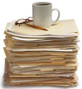 DMS machen Papierstapel überflüssig