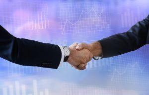 Unternehmen, die eine Acquisition durchführen.